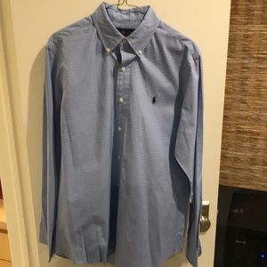 Ralph Lauren Long Sleeve Button Down Shirt